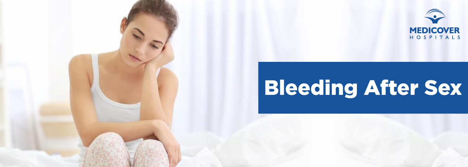 bleeding-after-sex