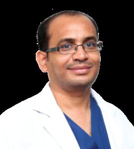 Dr M Ganshyam Jagathkar