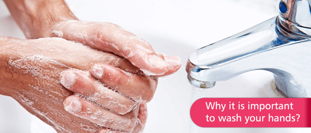 why is it important to wash hands