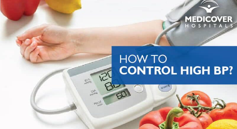 How To Control High BP