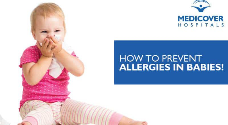 How To Prevent Allergies In Babies