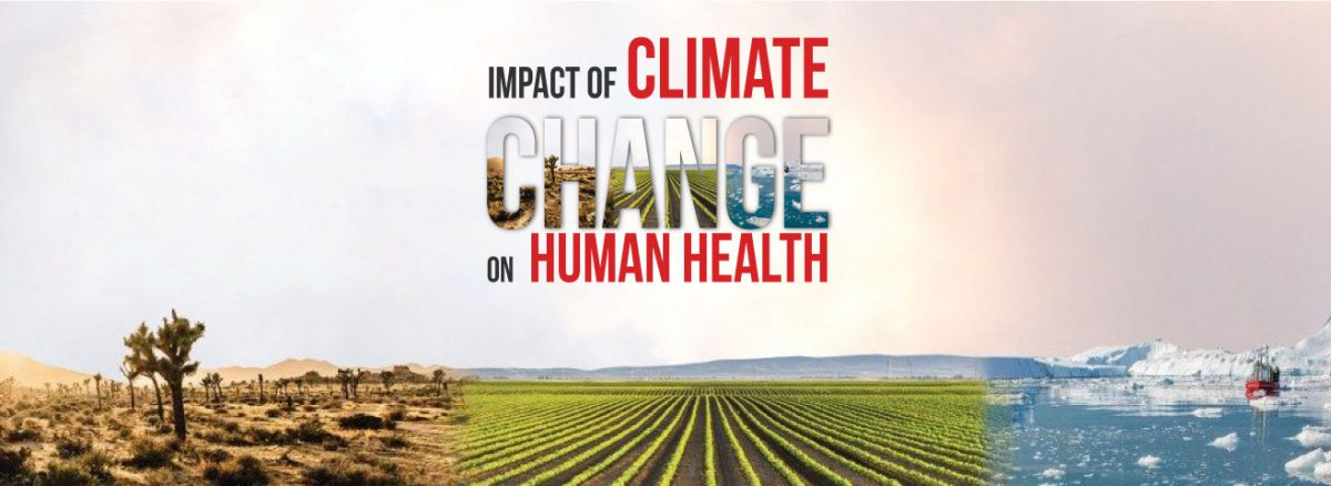 impact of climate change on human health