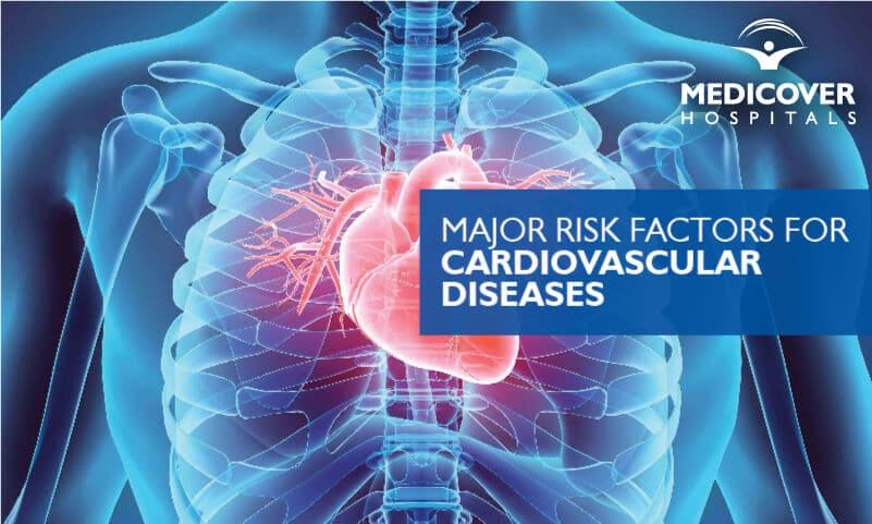 Major RIsk Factors for Cardiovascular diseases