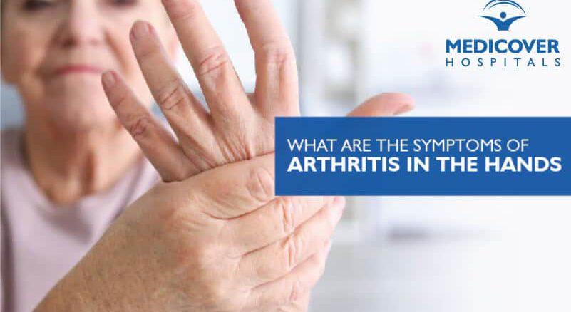 Symptoms Of Arthritis In The Hands