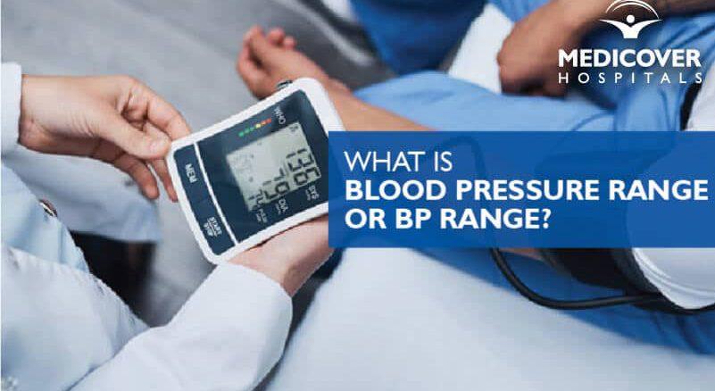 What Is Blood Pressure Range Or BP Range