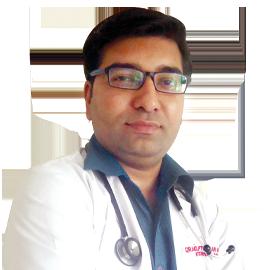 Dr. Mithil B Ghushe