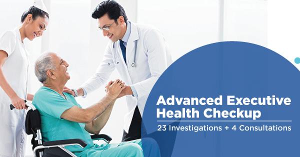 Advanced Executive Health Checkup Package