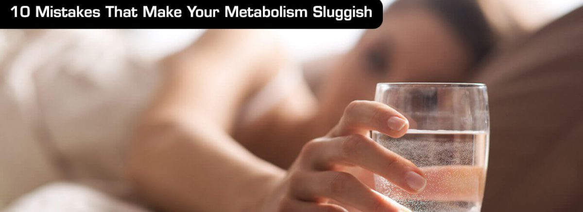 effects of slow metabolism