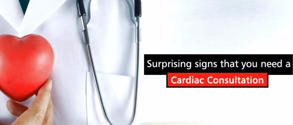 Surprising signs that you need a cardiac consultation