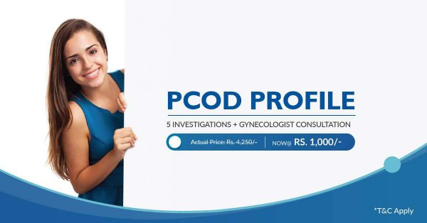PCOD Profile health checkup package