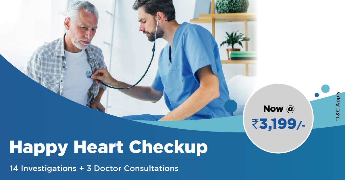 Heart health Checkup Package