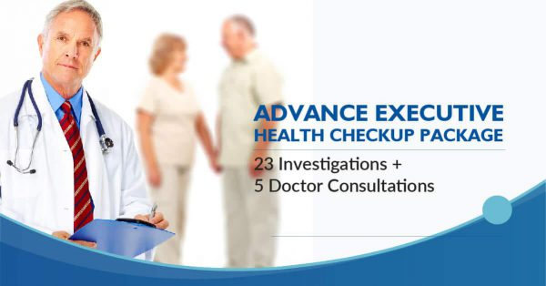 Advanced Executive Health Checkup
