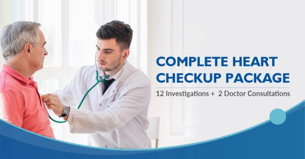 Complete Heart Health Checkup Package