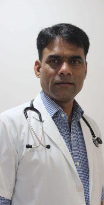 Dr Ravinder Reddy