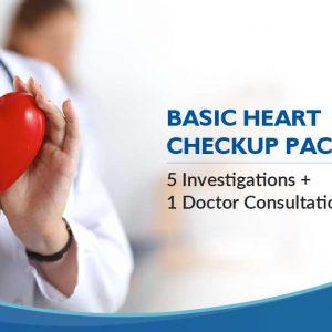 Medicover Karimnagar basic heart checkup package
