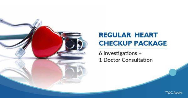 Medicover Karimnagar Regular heart checkup package