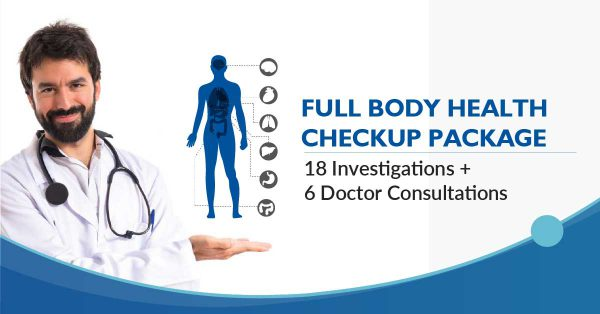 Medicover Nashik Full Body Checkup