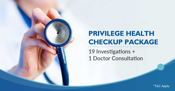 Medicover Privilege health checkup