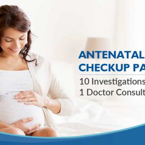 Medicover Visakhapatnam Antenatal health checkup package