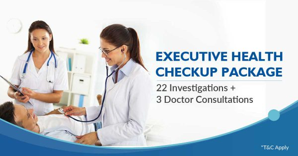 Medicover Visakhapatnam Executive Health checkup package