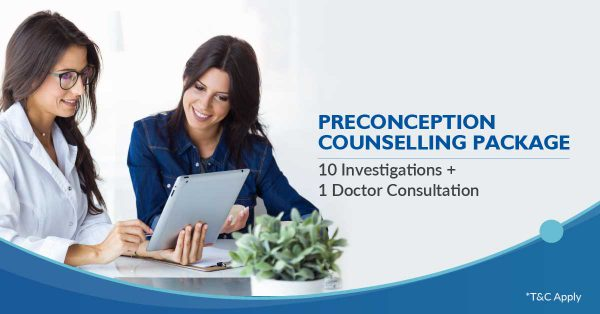 visakhapatnam preconception counselling package