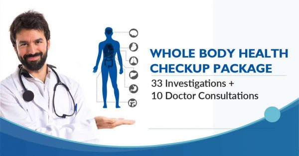 Whole Body Health Checkup package