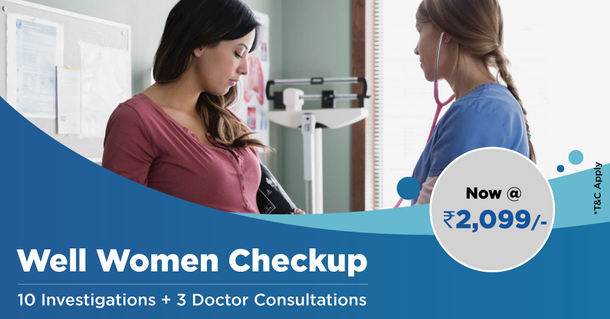 Well Women Health Checkup Package