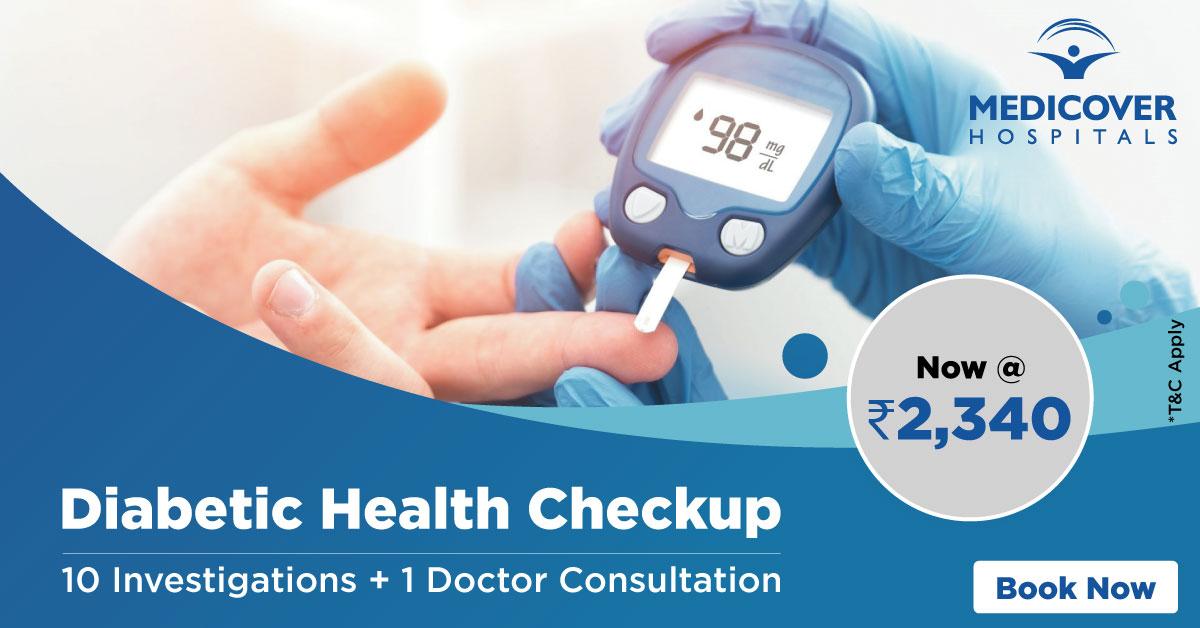 Diabetic Health Checkup Package