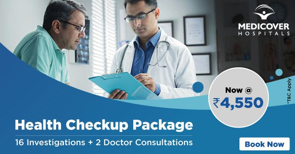 Health Checkup Package Kurnool