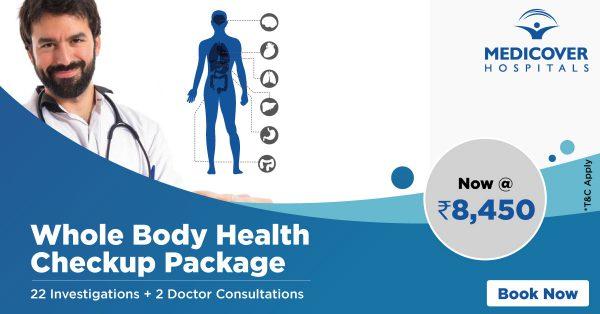 Whole Body Health Checkup Package Kurnool