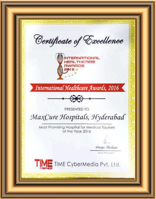 International Healthcare Awards 2016