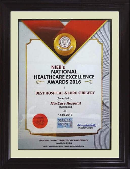 National Healthcare Excellence Awards 2016