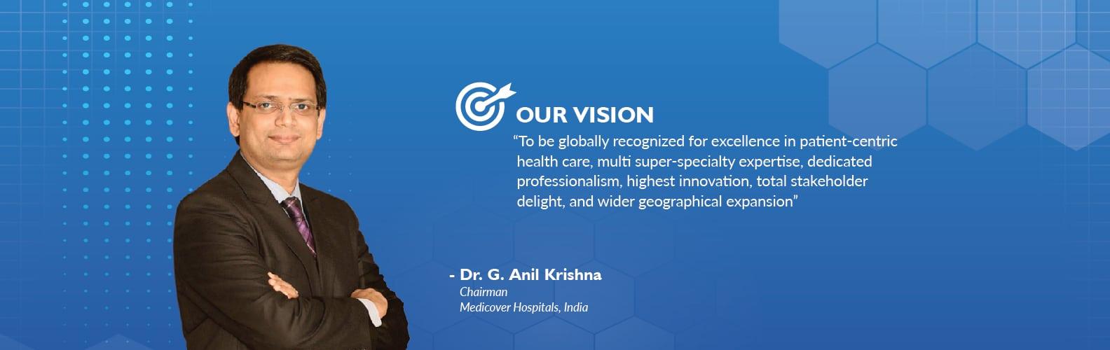 Dr G Anil Krishna