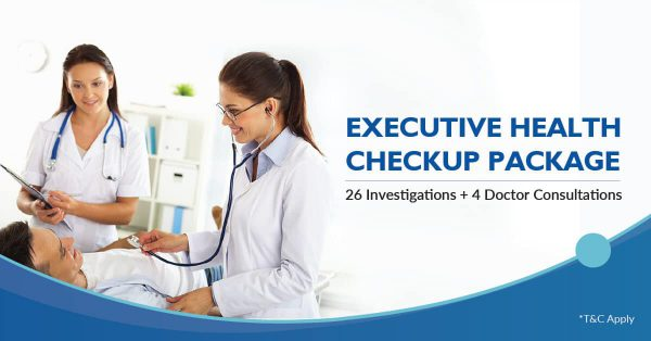 Executive health checkup Package