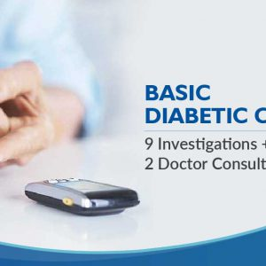 basic diabetic checkup sangareddy
