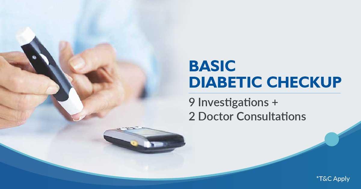 sangareddy basic diabetic checkup