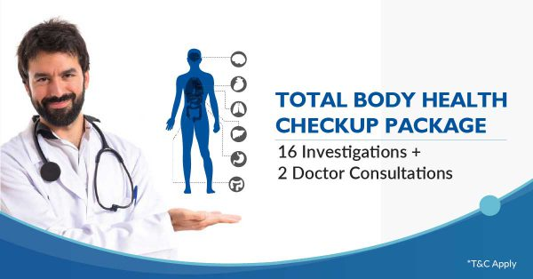 total body health checkup package sangareddy