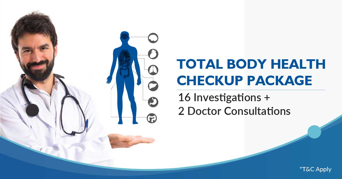 Total Body Health Checkup Package