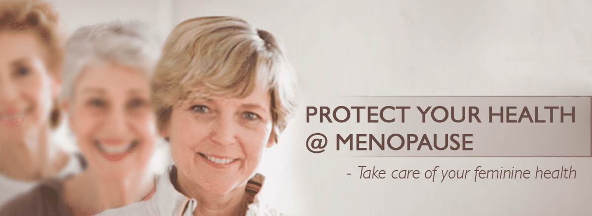 Healthcare during Menopause