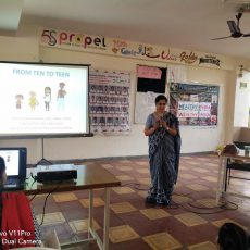 health education class by dr prabha