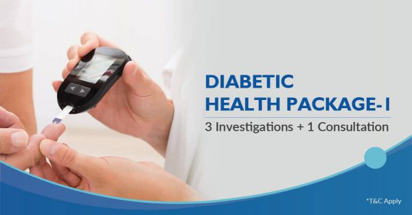 Nellore diabetic health package 1