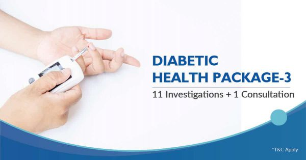 Nellore diabetic health package 3