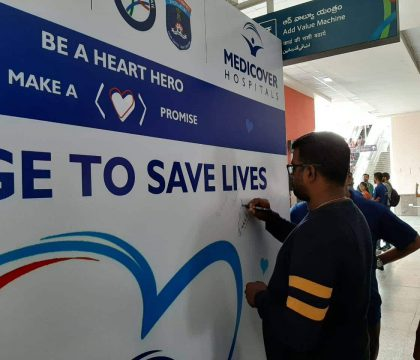 occasion on world heart day