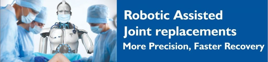 robotic knee replacement