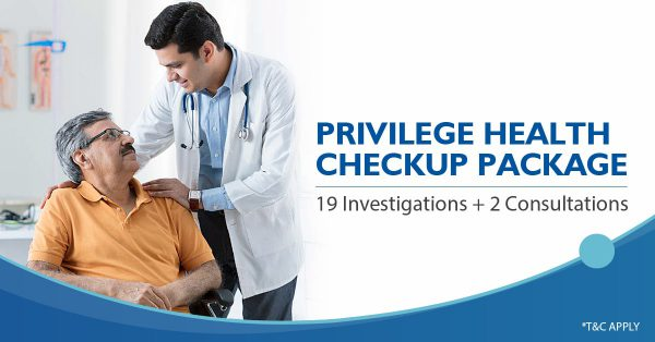privilege health checkup