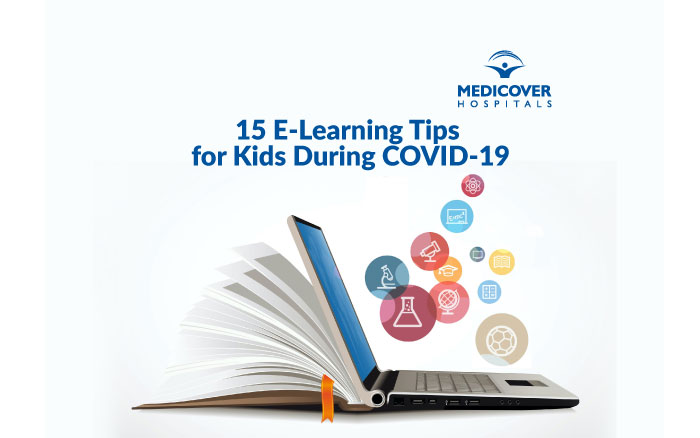 E-Learning Tips For Kids During Covid-19