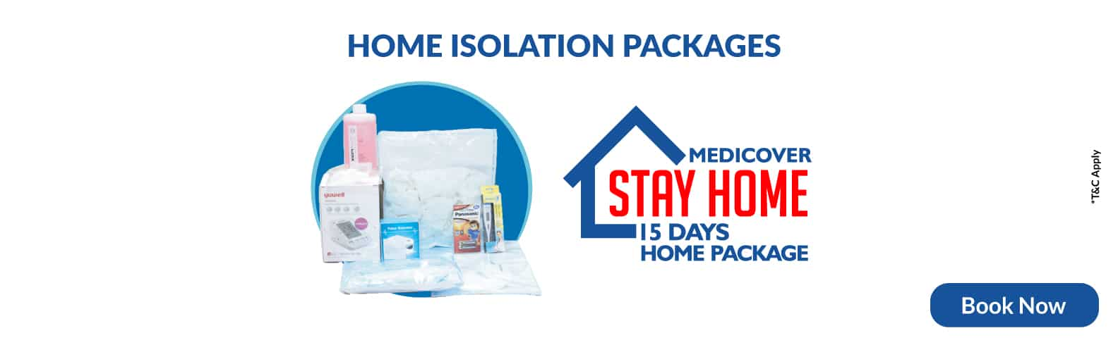 stay home 15 days package