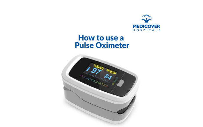 How To Use Pulse Oximeter