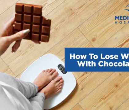 How to lose weight with Chocolate