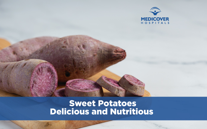 Sweet Potatoes Delicious and Nutritious